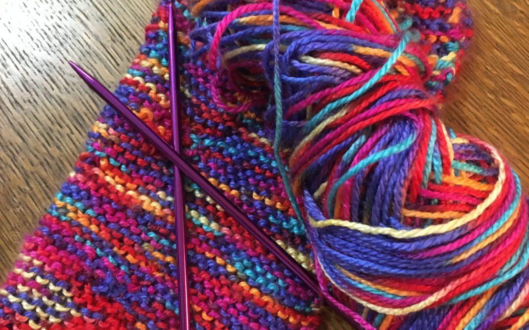 I'd Like to Knit